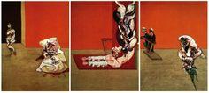 58. Crucifixion Triptych (1965)