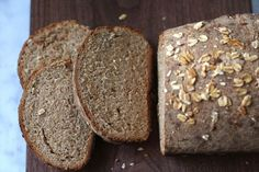 Honey Oat Whole Wheat Loaf recipe on Food52