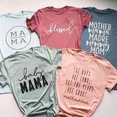 Holiday shirts matching family Custom t-shirts Mom shirt funnny gift personalized matching family holiday shirts - Funny Mom Shirts - Ideas of Funny Mom Shirts - Excited to share this item from my shop: Mom swag mom shirt T-shirt vinyl funnny mom gift T Shirt Custom, Custom T, Look T Shirt, Mama Shirt, Baby T Shirt, Look Girl, Vinyl Shirts, Diy Shirt, Fashion Clothes