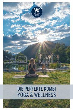 Namaste, Sonnengruß, Mediation und Yoga in den schönsten Wellness-Hotels der Alpen. Yoga und Entspannung ist fixer Bestandteil der Aktiv- und Wohlfühlprogramme in den Best Alpine Wellness Hotels. Spezielle Yogakurse und ganze Yogawochen sind auch im Spa-Programm. Also gleich loslegen und sich selbst etwas Gutes tun! Design Hotel, Yoga Hotel, Yoga Kurse, Aktiv, Salzburg, Namaste, Spa, Mountains, Nature
