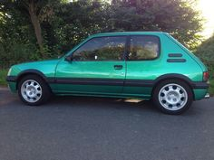 Peugeot 205 GTi Griffe... beautiful French dream