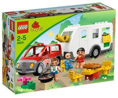 Jämför priser på LEGO Duplo 5655 Husvagn. Hitta bästa pris och läs omdömen  - vi f115226e0b62c