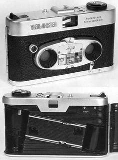 Sawyers View-Master Stereo camera MkII with Rodenstock 20/2.8 lenses.