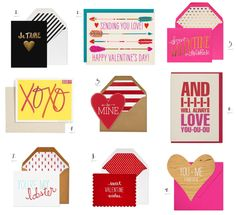Snail Mail: the cutest Valentine's Day Cards on the block!
