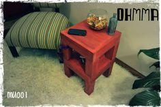 Como mesa, son muebles multiuso que podes ponerles almohadones, podes apilarlos, podes usarlos como quieras, donde quieras y para lo que quieras! Los mu 001 no tienen límites!!!