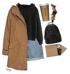 """""""#Romwe"""" by credentovideos ❤ liked on Polyvore featuring Woolrich, STOW and Aesop"""