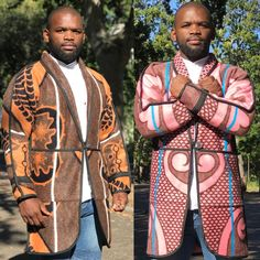 Blanket Coat, Clothing Co, Cape Town, African Fashion, Afro, South Africa, Coats, Gender, Jackets