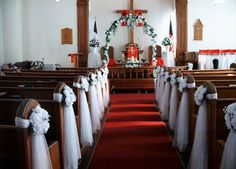Church wedding decoration 13 church wedding decorations church creative wedding decoration ideas for church take your time to browse through a large variety of simple yet elegant decor for church on your wedding day junglespirit Images