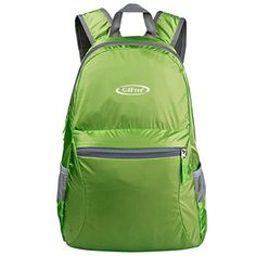 Amazon.com : G4Free Ultra Lightweight Packable Backpack Hiking Daypack, Handy Foldable Camping Outdoor Backpack(Army Green) : Sports & Outdoors
