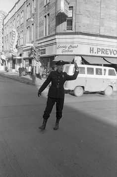 Montreal 1967 by Y. Dugas