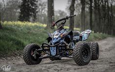 SUZUKI LTR 450 SUPERQUADER EDITION by ATV XDUKE MOTORSPORT