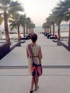 Dubai mochila love