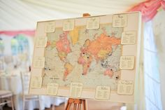 A Vintage & Travel Inspired Wedding With A Garden Party Reception: Kate & Tim from Horsham - Love Sussex Weddings