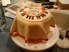 Music teacher retirement cake