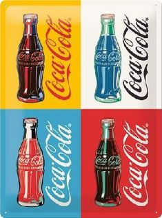 Coca-Cola Four Bottles Limited Metalen wandbord in reliëf 30 x 40 cm Artikelnummer: EAN 4036113633251 Coca Cola Poster, Coca Cola Cake, Coca Cola Bottles, Hot Sauce Bottles, Coca Cola Marketing, Coca Cola Wallpaper, Jack Daniels, Coca Cola Vintage, Coca Cola Decor
