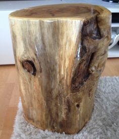 Stump End Table   Cedar Tree Trunk End Tables, Tree Trunk Coffee Tables,  Stump
