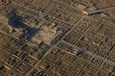 ALGERIA - If you visit ancient ruins in Italy or Greece, chances are you're going to be in an area swarming wi...