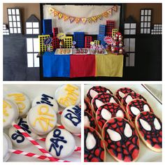 if your little one is a spiderman fan, you need to see this themed party!
