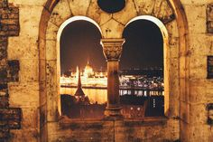 Things To Do In Budapest at Night!