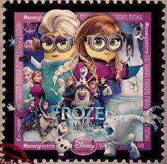 Frozen Minions <3