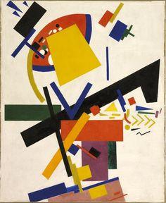 Kazimir Malevich Suprematism 1915  http://www.pinterest.com/hectorhe/suprematism-constructivism/