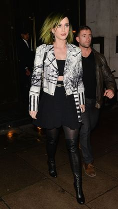 Katy Perry Wolseley in London May 12 2014