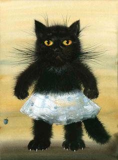 Irina Andrusenko, Russian Art