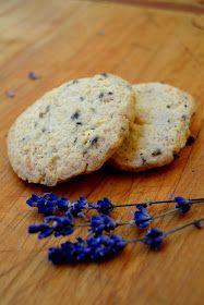 S vášní pro jídlo: Sušenky vonící levandulí