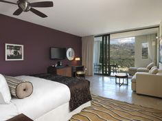 Jumeirah Port Soller Hotel & Spa - Deluxe Room Mountain View