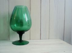 Midcentury modern vintage italian glass by valeriesvintagehome, $28.00