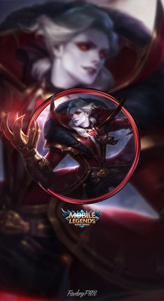 Wallpaper Phone Alucard Viscount by FachriFHR on DeviantArt Mobile Legend Wallpaper, Hero Wallpaper, Mobiles, Miya Mobile Legends, Hero Fighter, Wallpaper Dekstop, Moba Legends, Alucard Mobile Legends, Naruto