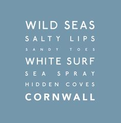 Wild Seas - www.SeaKisses.co.uk