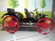 1907 International Harvester Autobuggy Highwheeler,