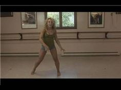 Advanced Jazz Dance Moves : How to Barrel Turn in Jazz Dancing