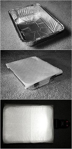 DIY Softbox   Flickr - Photo Sharing!