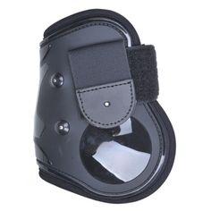 - ademend - vuilafstotend - duurzaam - schokabsorberend - beschermt het paardenbeen - beschermt tegen blessuren - dubbele veiligheid klittenbandsluiting - variabel verstelbaar - voorgevormd kunststof - elastisch materiaal uit neopreen - anatomisch gevormd - voor het achterbeen - programma voor de fijne was - wasmachinebestendig tot 30 graden
