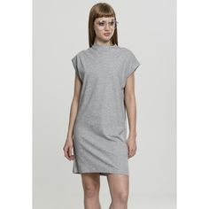 4c8541802afa A real feel-good dress for the warm season  The Ladies Turtle Extended  Shoulder Dress in soft single jersey is casual ...