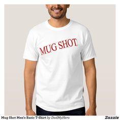 Mug Shot Men's Basic T-Shirt