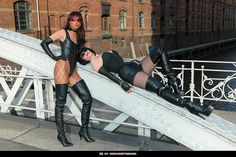 Fetish Dreams — Hamburg Fetish Girls (Lady Jane and Lady Stella)...