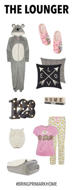 Love to lounge? We've got you covered! From cosy PJs to fluffy slippers and scented candles, Primark have everything to make the perfect night in!