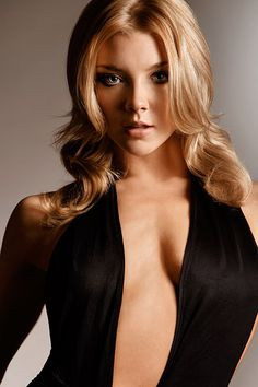 Natalie Dormer-- Anne Boleyn in the Tudors and in Games of Thrones