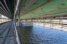 Remont mostu gen. Stefana Grota-Roweckiego w Warszawie