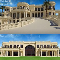 #MansionMonday. For 139 Million dollars, Florida's Le Palais Royal can be yours! Via @higoodlife
