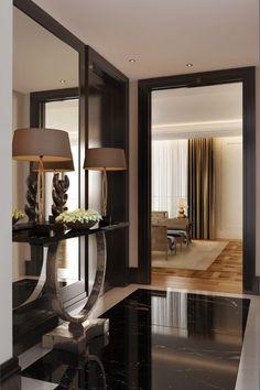 Home tour a family s sophisticated new york loft lofts for Bieke vanhoutte interieur