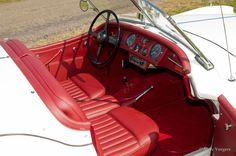 1956 XK140 OTS