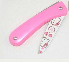 Hello Kitty pocket knife