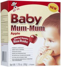 Baby Mum Mum Apple