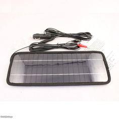 Painel solar carro isqueiro carregador bateria - à venda - Peças e acessórios de carros, Lisboa - CustoJusto.pt