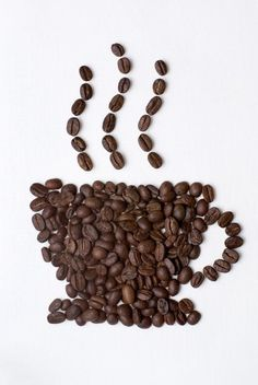 I LOVE coffee art!                                                                                                                                                                                 More #Coffeetime