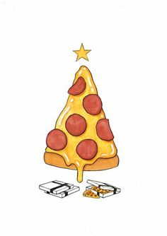 Funny Pizza Christmas Tree Android Wallpaper high quality mobile wallpapers for your iPhone, android or tablet - beautiful and inspiring smartphone backgrounds for free. Tumblr Wallpaper, Cool Wallpaper, Wallpaper Backgrounds, Iphone Wallpaper Food, Modern Wallpaper, Custom Wallpaper, Screen Wallpaper, Wallpaper Quotes, Wallpapers Android